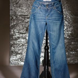 Hudson jeans bootcut/low rise form fitting